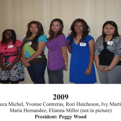 2009 FBFN Foundation Scholarship Recipients